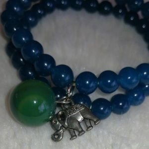 Jewelry - Tradition Chinese Bracelet With Elephant Charm